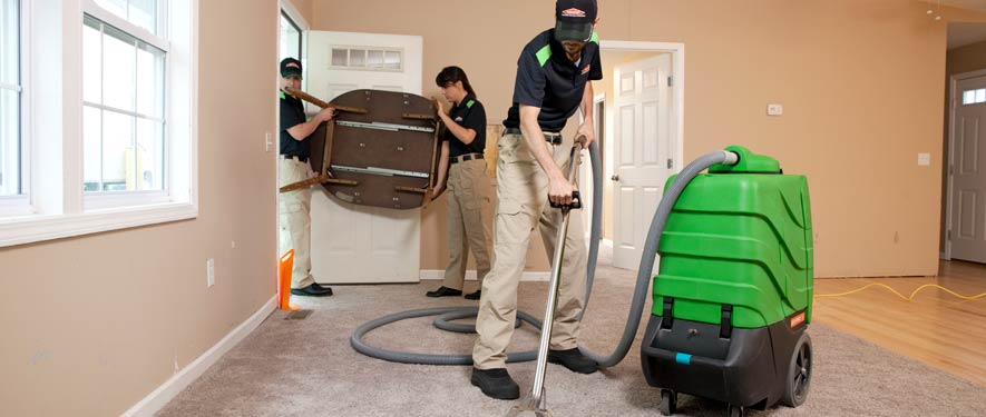 California, MD residential restoration cleaning